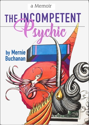 incompetent psychic book cover